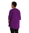 Seashell™ Cotton Casual Tunic-Tops 3/4 Sleeve Tunic-Hop Wo Trading Co Ltd-JunoActive