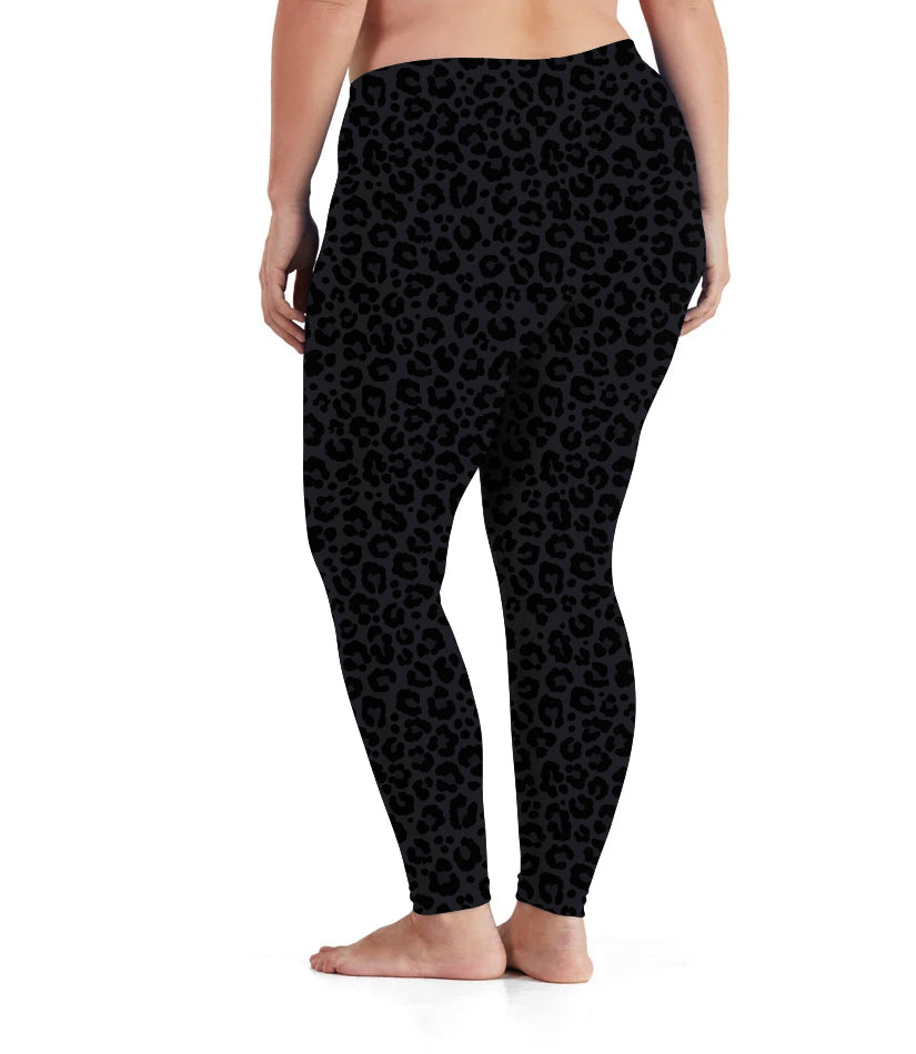 Stretch Naturals Leggings Deep Leopard Print-Bottoms Leggings-Hop Wo Trading Co Ltd-XL-Deep Leopard Print-JunoActive