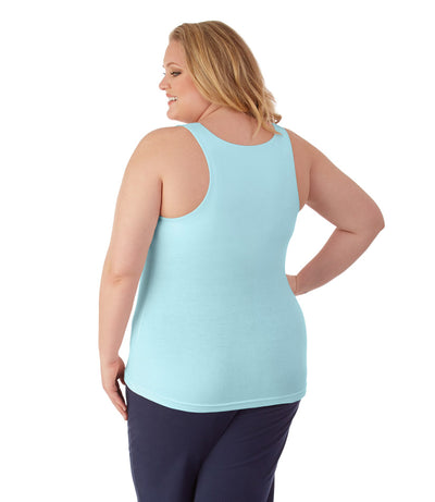 plus size yoga top tank