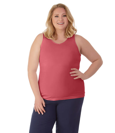 plus size activewear top tank