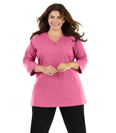 women's plus size activewear top