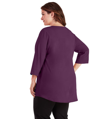 plus size yoga clothes top