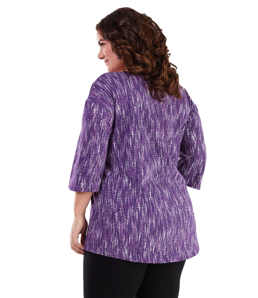 Stretch Naturals 3/4 Sleeve