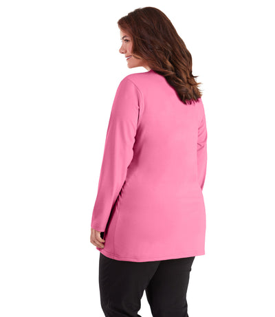 plus size long sleeve tops for women
