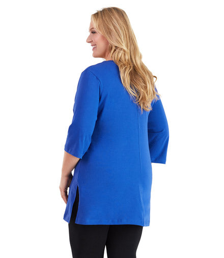 Junonia Classic Tunic in Royal Blue