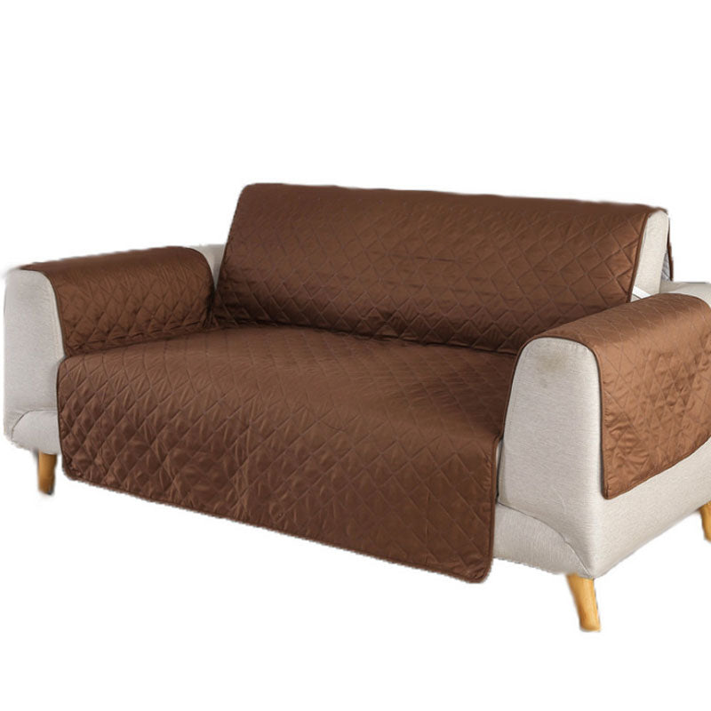 Reversible Anti Fur Couch and Sofa Cover - NowPup
