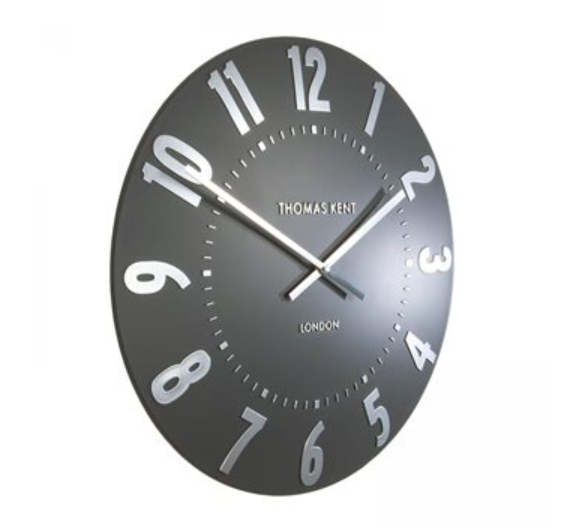 "20"" Mulberry Wall Clock (Different Colours)"