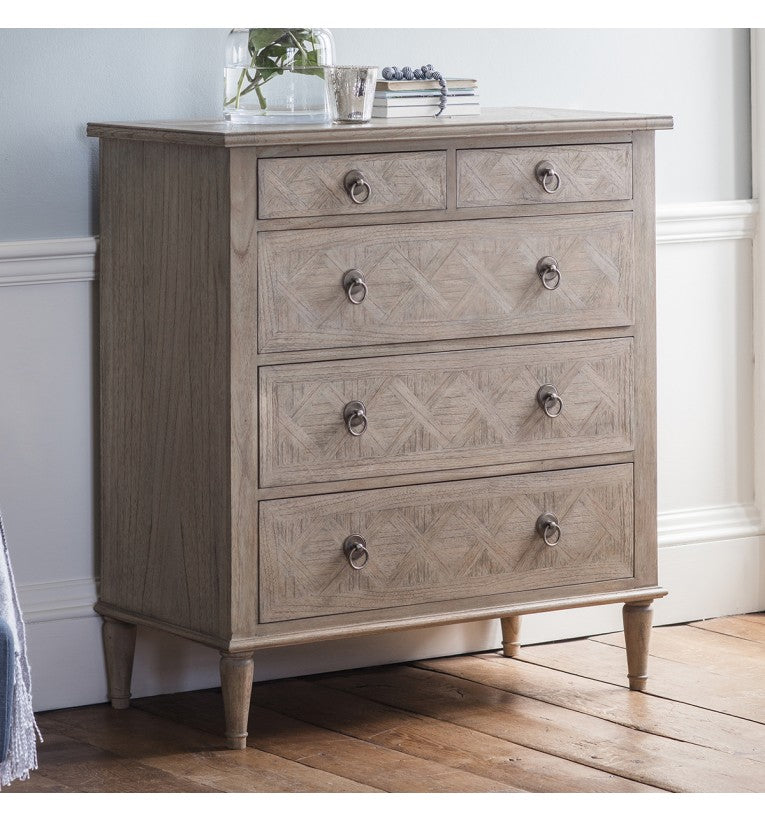 Henrique 5 Drawer Chest