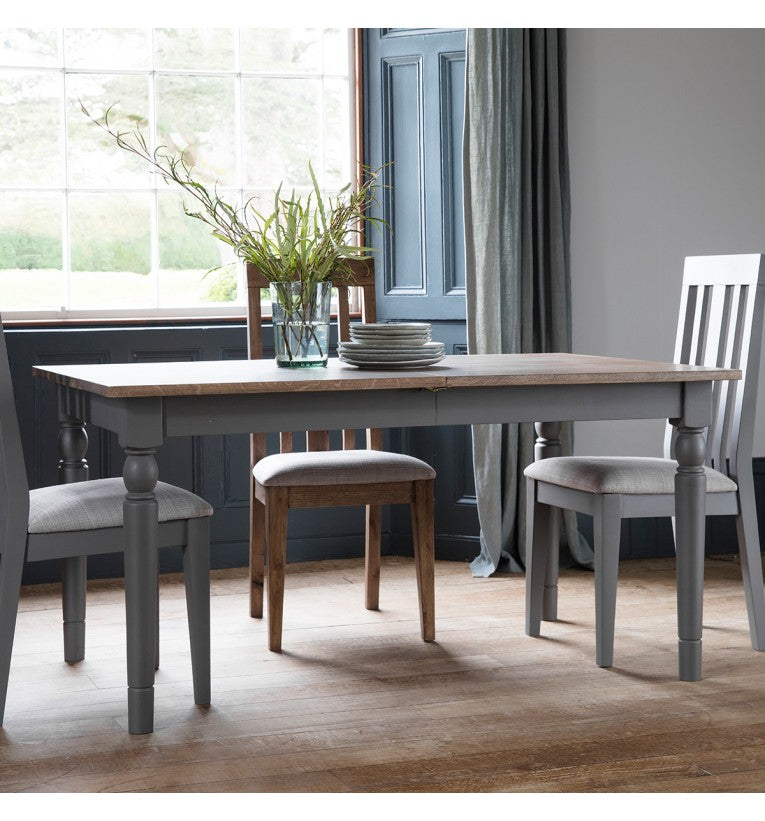 Gresham Extending Dining Table Grey
