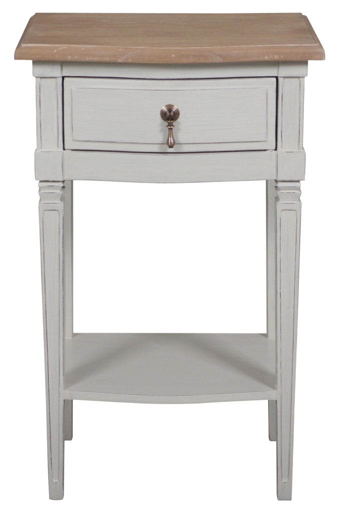 Arabella Night Stand Wood top
