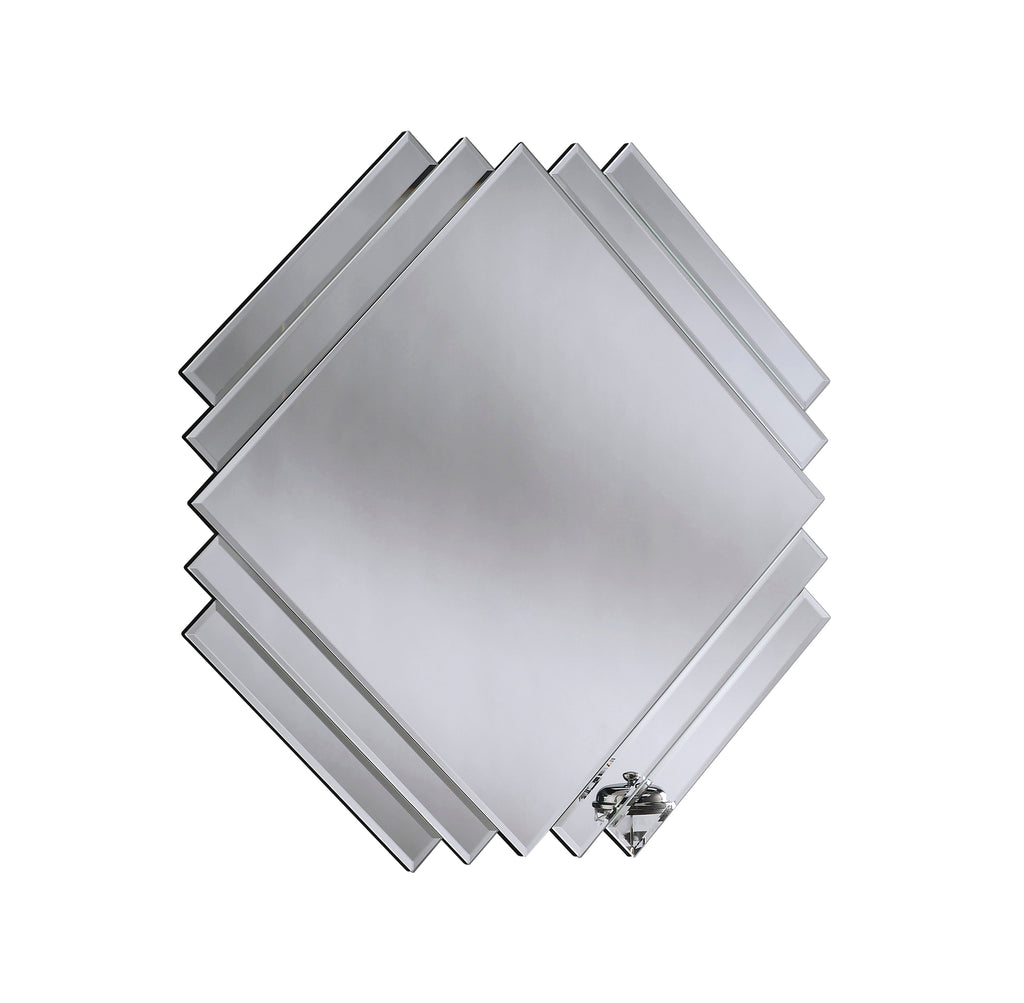 Diamond Art Deco Wall Mirror