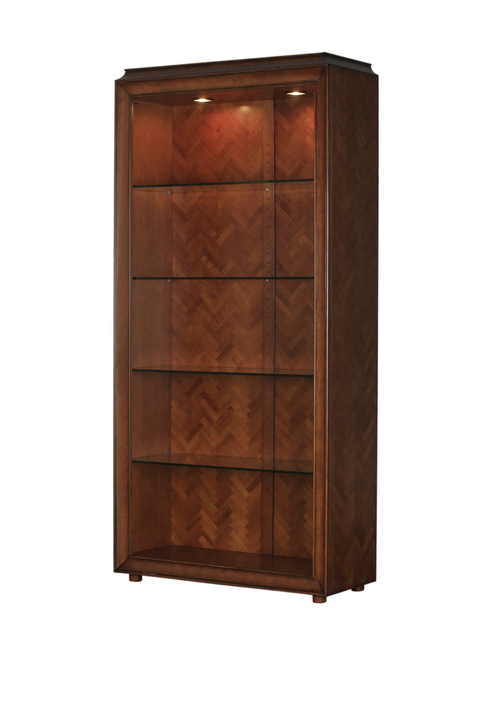 Claude Bookcase Cherry