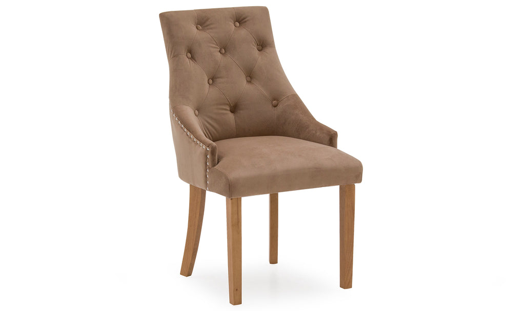 Hobson Velvet Dining Chair