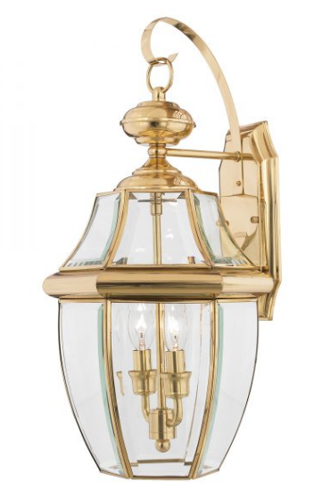 Newton Light Wall Lantern - Different Finishes