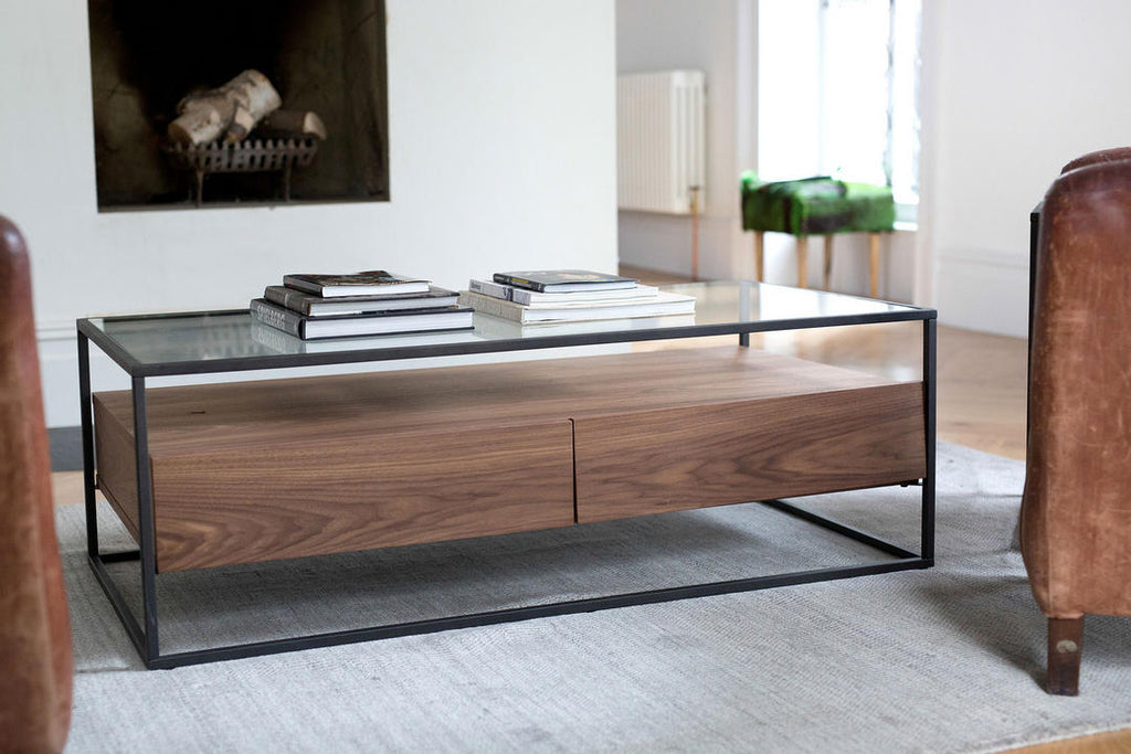 Havana Walnut Coffee Table