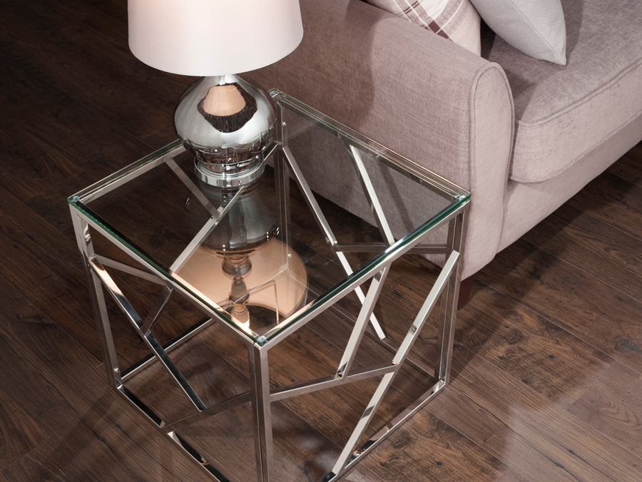 Theo Lamp Table