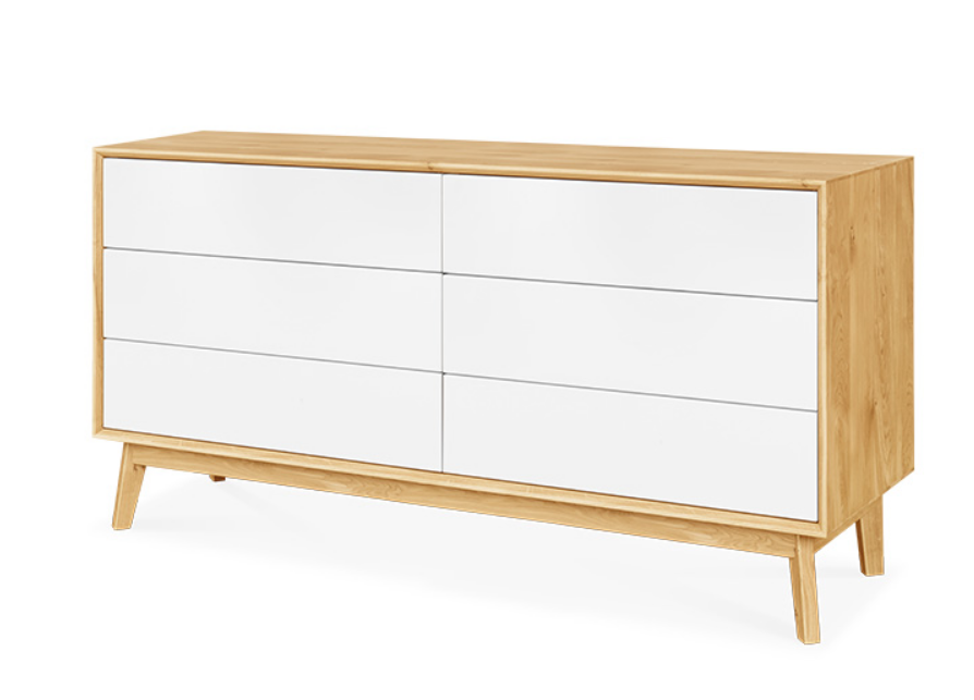 Vienna Wide Chest of Drawers