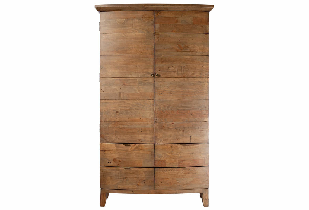 Somers Large Double Wardrobe