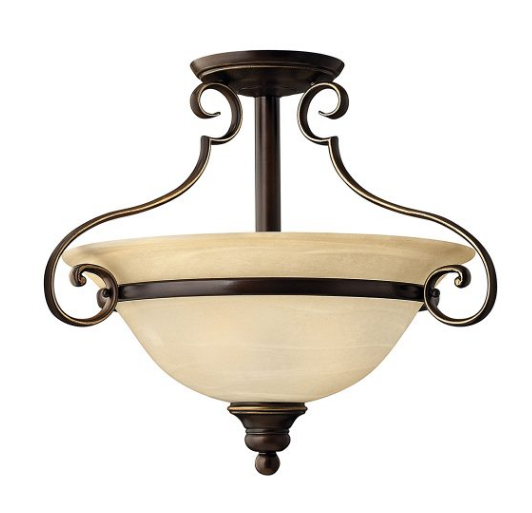 Celle 2 Light Semi-Flush