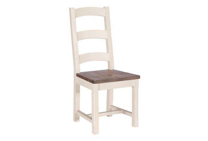 Worcester Wooden Seat Dining Chair
