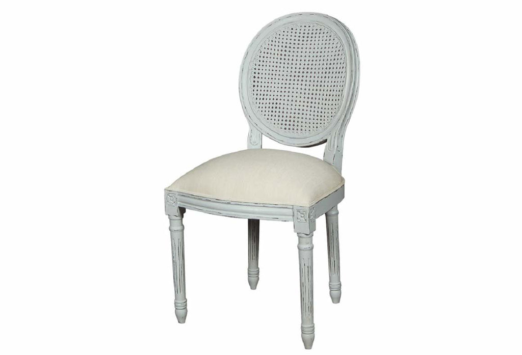 Valerie Stone Grey Dining Chair
