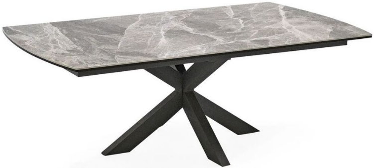 Valeria Grey Coffee Table