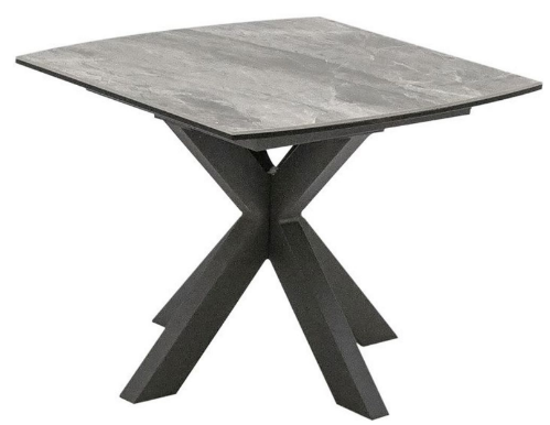 Valeria Grey Lamp Table