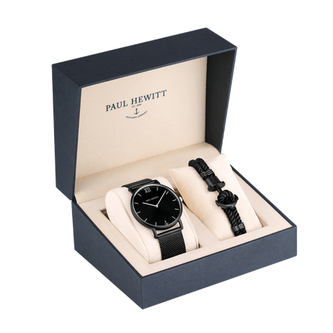 PAUL HEWITT | Set Perfect Match - 39mm Man