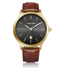 Salute Brown Leather (NEW!)