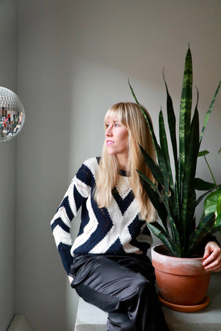 Water & Light Plant Shop's The Plant PeopleⓇ Blog with Brittany and her snake plant