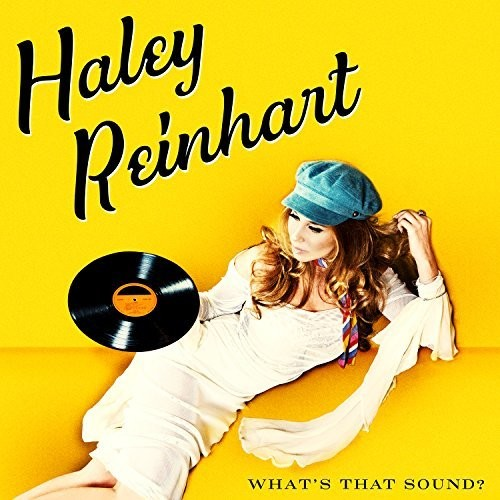 Haley Reinhart, Vinyl Record, What's That Sound
