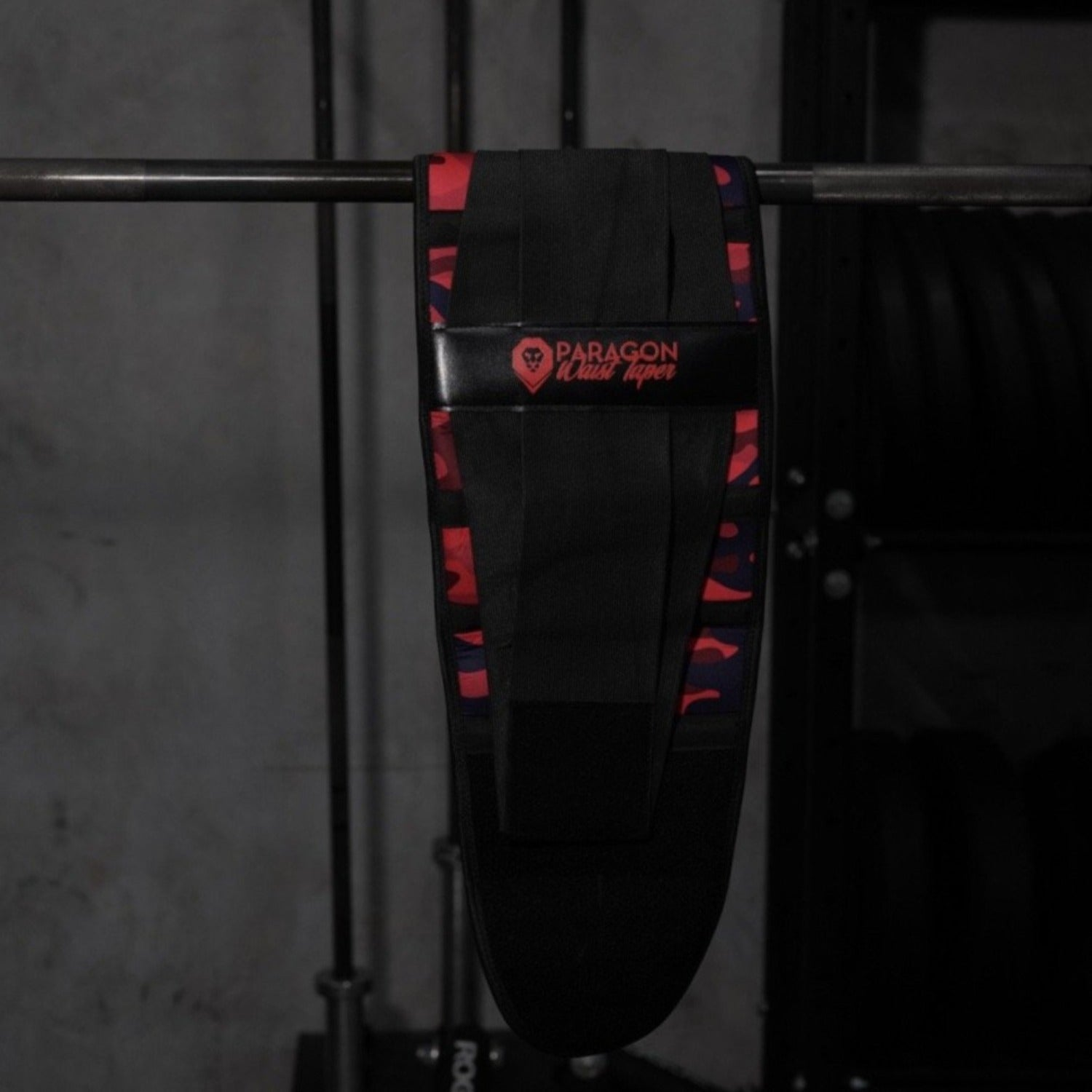 Paragon Waist Taper V3, Rage Red Camo
