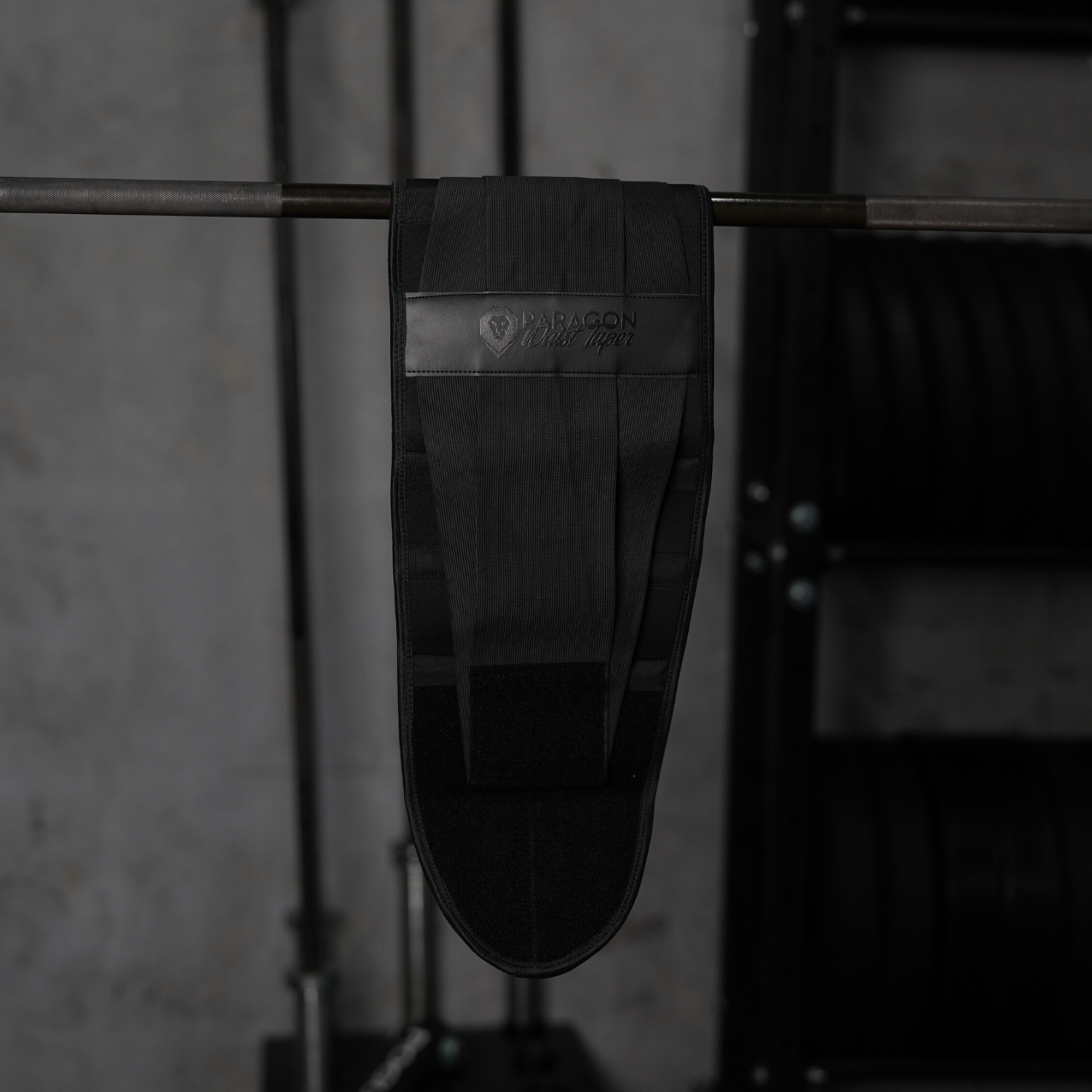 Paragon Waist Taper V3, Murdered Out Black