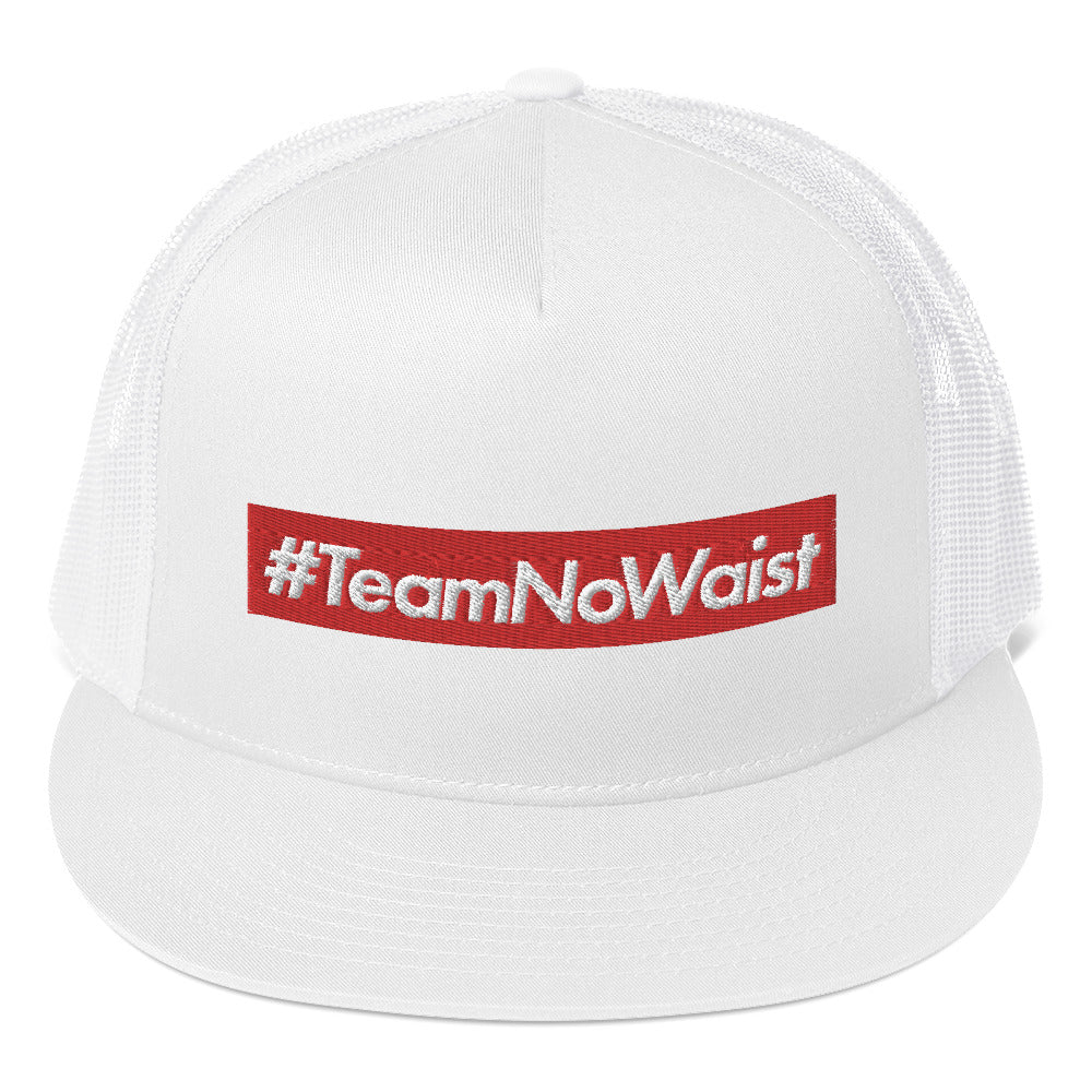 #TeamNoWaist, Trucker Hat
