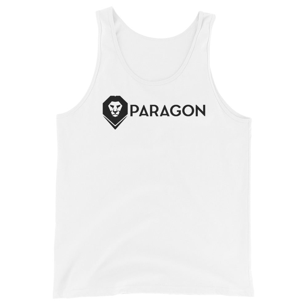 Paragon Black Logo, Tank Top