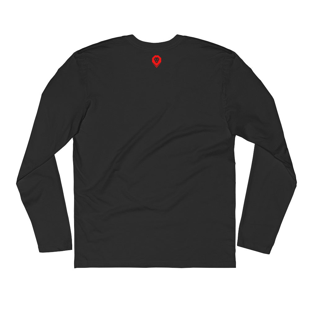 #TeamNoWaist, Fitted Long Sleeve