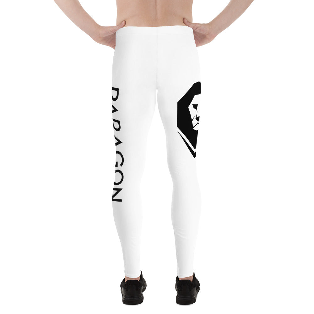 Paragon, Men's White Leggings