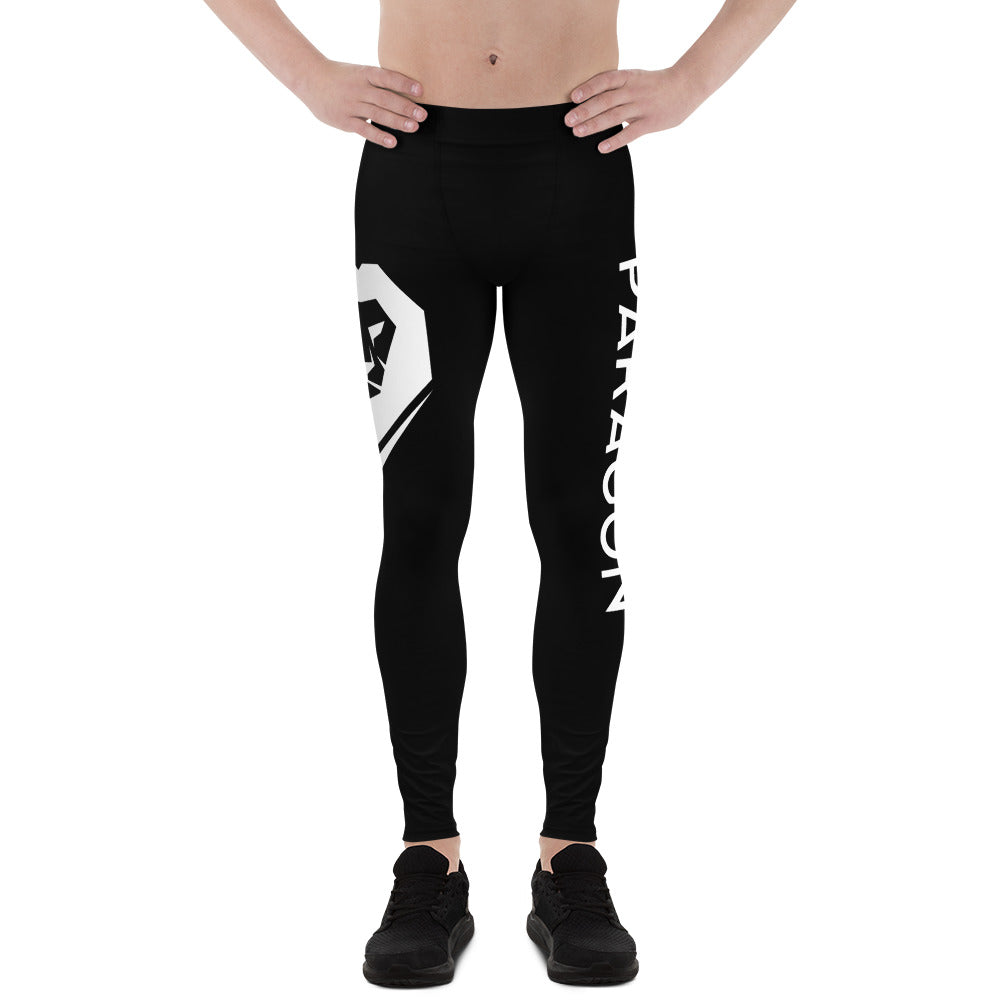 Paragon, Men's Black Leggings