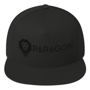 Paragon Black Logo, Snap Back