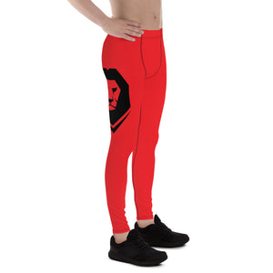 Paragon, Men's Red Leggings