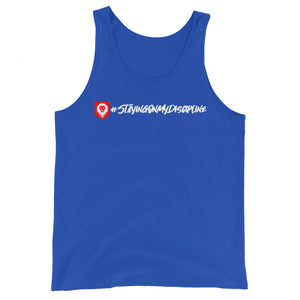 #StayingOnMyDiscipline, Tank Top