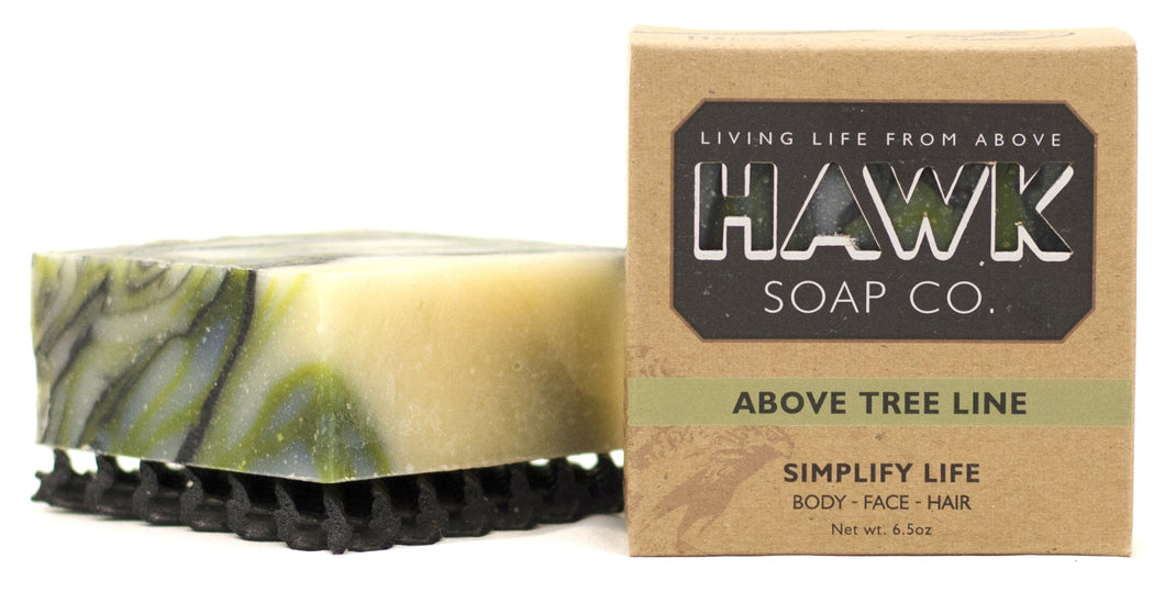 HAWK Soap Co. | Above The Tree Line