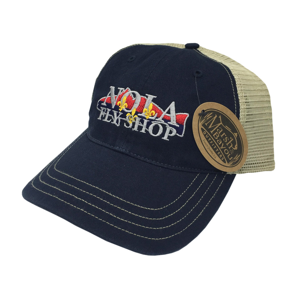 NOLA Fly Shop | Navy
