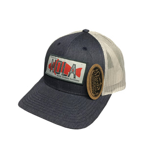 Marsh & Bayou Outfitters NOLA Patch Hat | Navy