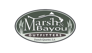 Marsh & Bayou Outfitters | Decal