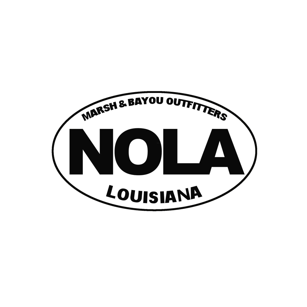 NOLA Location | Decal