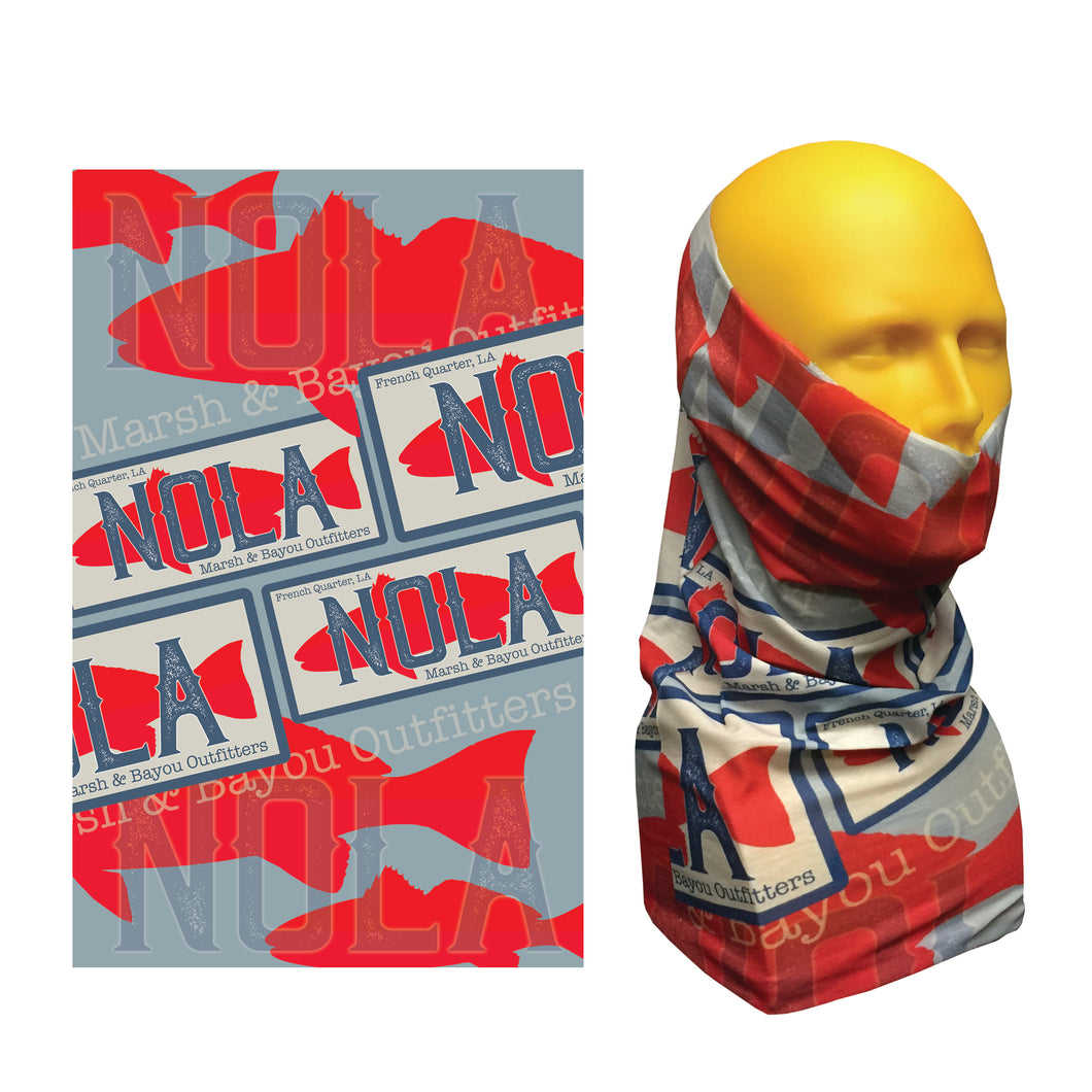 NOLA Badge | Face Guard