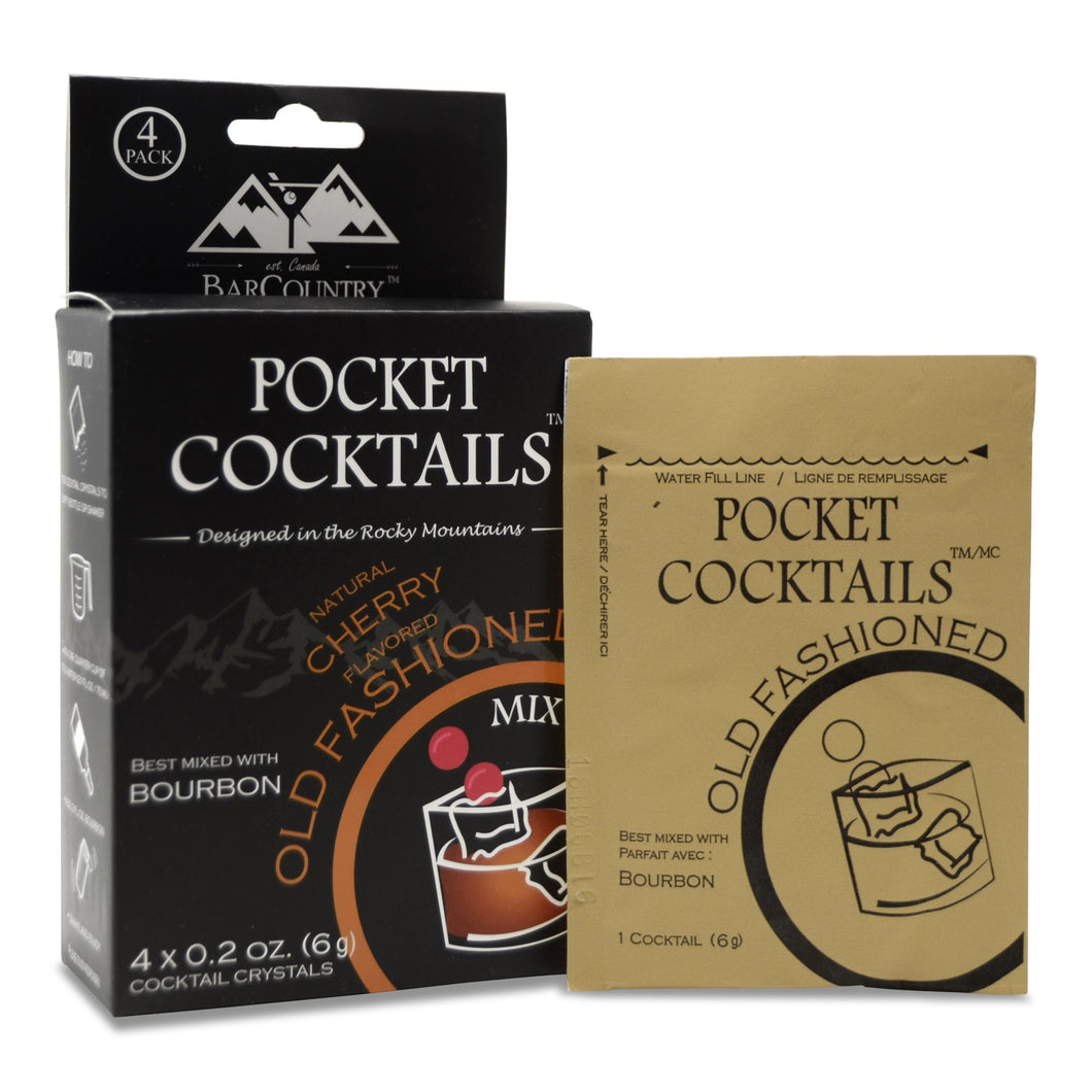 Pocket Coctails | Old Fashioned