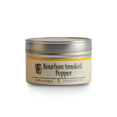 Bourbon Smoked Pepper 2 oz. Tin