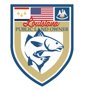 Louisiana Public Land Owner | Decal